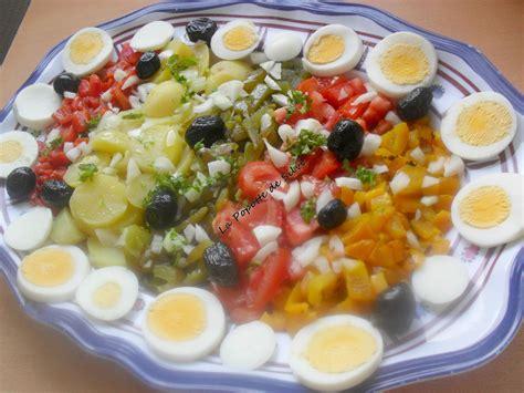 quelques id 233 es de salades la popotte de silvi
