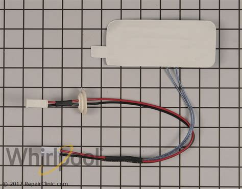 icemaker fill tube heater wpw whirlpool replacement parts