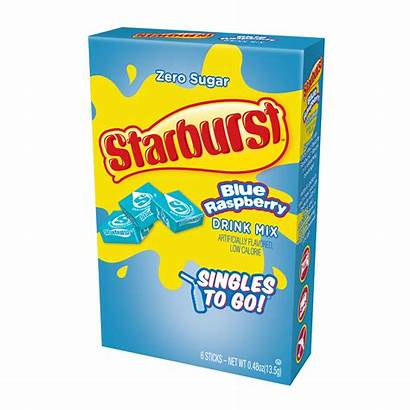 Starburst Raspberry Singles Drink