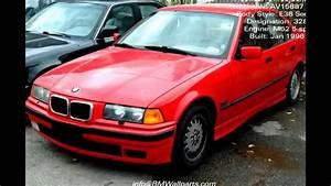 Bmw All Parts C Bmw E36 328i Sedan Jan 1996 M52 2 8l 6 Cyl