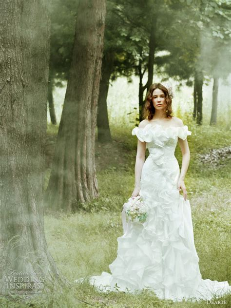wedding dresses by dearte wedding inspirasi