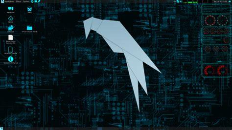 mengulas distro security parrot linux  blog