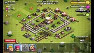 Clash of clans| 1 Level 3 Pekka & Level 5 Barbarian King ...