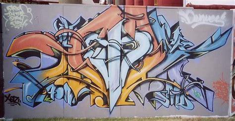 71+ Gambar Grafiti Tulisan Huruf Nama [keren]