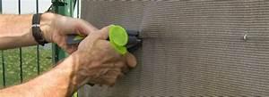 Agrafeuse Pour Brise Vue : accesorios de instalaci n brise ~ Mglfilm.com Idées de Décoration