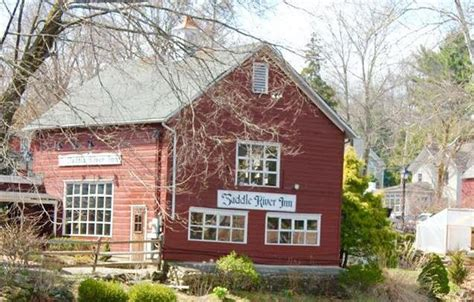Saddle River Inn Named One Of The Coziest In New Jersey