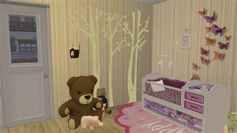 chambre de disconnection sims4 chambre de bébé déco co
