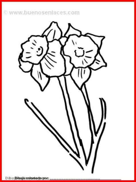dibujo de flores  colorear  imprimir