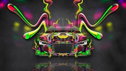 Wallpapers Super 4k El Audi Tony Tron