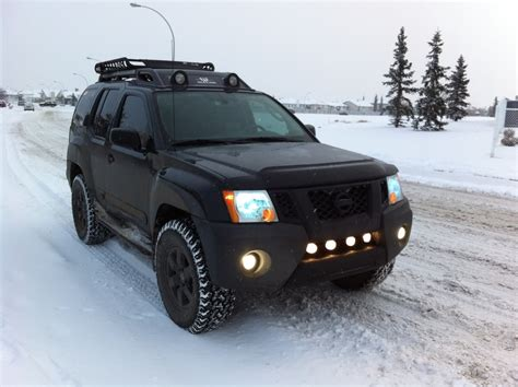 Nissan Xterra Mods by Photo Thread Xterra S In The Snow Page 4 Second