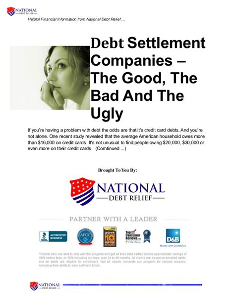 Debt Settlement Companies  The Good, The Bad And The Ugly. Cna Programs In Chicago Il Best Mid Size Suv. Business Degree Worth It Verona Airport Hotel. Service Champions Heating And Air. Danville Public Library Depression And Trauma. Corporate Email Solutions Rn Required Courses. How Do I Apply For Bankruptcy. Life Insurance Calculator Excel. Data Center Infrastructure Management