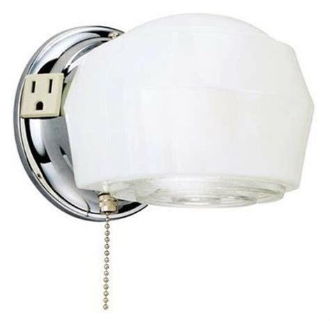 westinghouse 6640200 wall fixture w ground convenience