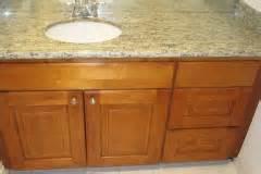granite bathroom countertops best granite for less