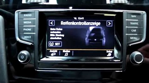 vw navigation discover media erstkontakt vw discover media