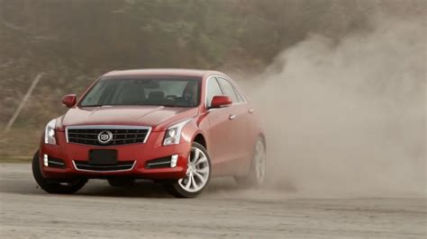 2015 Cadillac Ats Coupe Luxury Cars Drift Review And Test