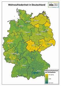 Wohnen In Deutschland : wohnen in deutschland wo sind die menschen am zufriedensten forschung entwicklung ~ Markanthonyermac.com Haus und Dekorationen