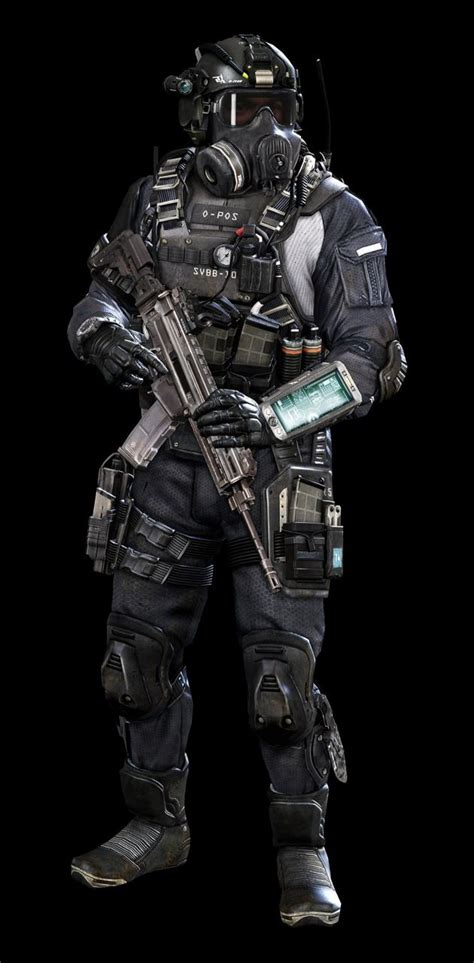 call  duty ghosts jake  rowell artist operators