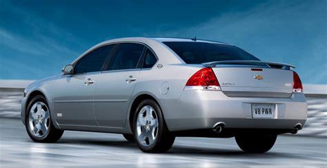 2008 Chevrolet Impala  User Reviews Cargurus
