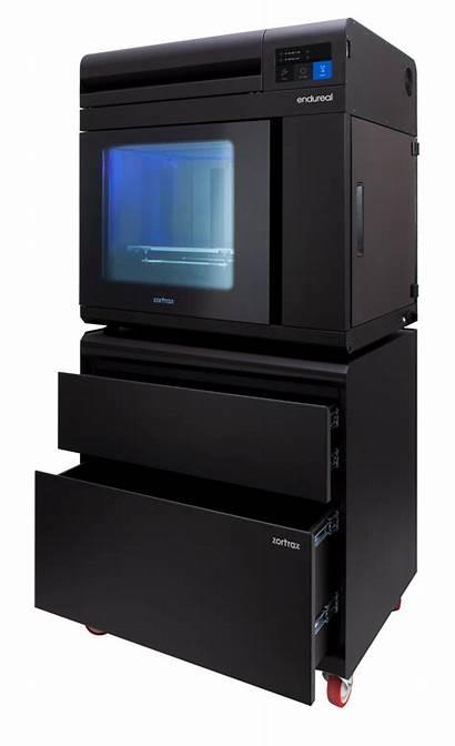 Printer Zortrax 3d Temperature Introduces Printing Via