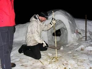 Fabriquer Un Arc : stage de survie grand froid carnets nordiques ~ Nature-et-papiers.com Idées de Décoration