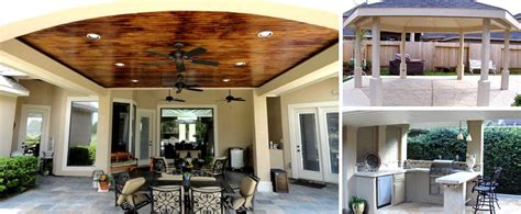 home and patio houston pict a patio cover can help solve the lack of space in your