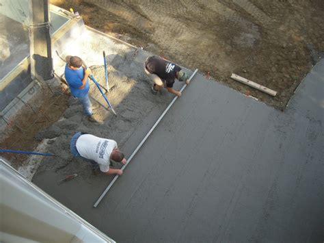 concrete floor pour 9 best tips for floor pouring