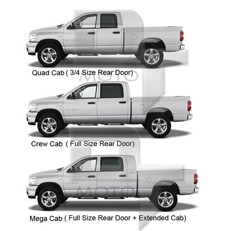 Crew Cab And Quad Cab Difference   Autos Post