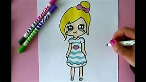 Wie Bekommt Man Ein Mädchen : ein kawaii m dchen zeichnen lernen youtube ~ Watch28wear.com Haus und Dekorationen