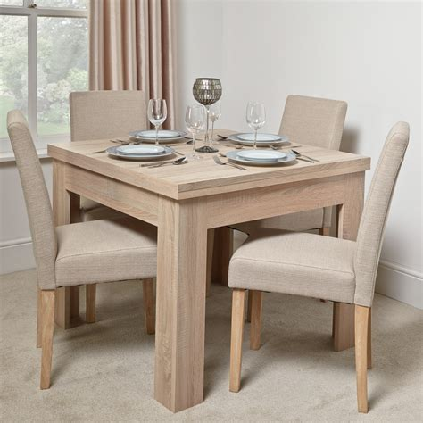 furniture kitchen tables calpe flip extending dining table