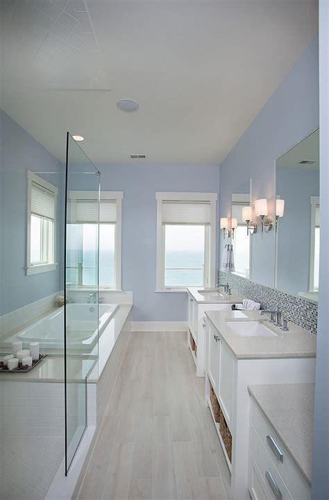 silver gray benjamin bathroom