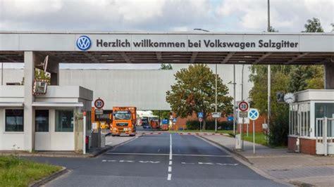 Vwpersonalchef Werk Salzgitter Braucht Neue Aufgaben