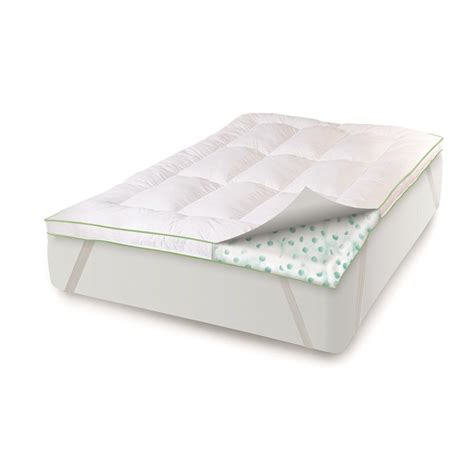 futon mattress pad sensorpedic memoryloft deluxe mattress 3 quot bed topper with