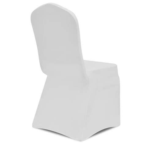 housse extensible pour chaise la boutique en ligne housse blanche extensible pour chaise