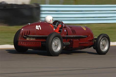 1935 Alfa Romeo 8c 35 At The Carlisle Importkitreplica