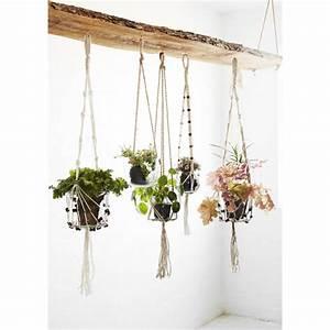 Suspension Macramé Ikea : macrame suspension pour plante clairage de la cuisine ~ Zukunftsfamilie.com Idées de Décoration