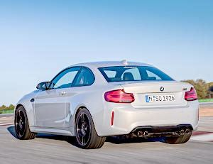 2018 bmw m2 competition f87 car specifications auto
