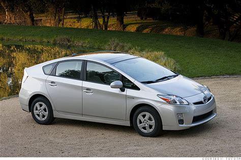 safest fuel efficient cars toyota prius  cnnmoney