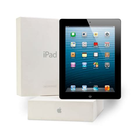 Apple Refurbished Ipad Apple Ipad 3 64gb Wifi 3g Certified Refurbished With
