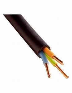Section Fil Electrique : cable rigide 3g 2 5 mm2 bobine 100 m ro2v ~ Melissatoandfro.com Idées de Décoration
