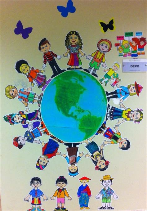 april international children  day craft
