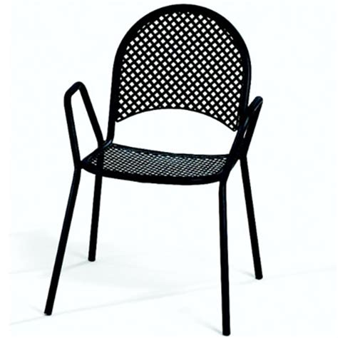mesh stacking chair images