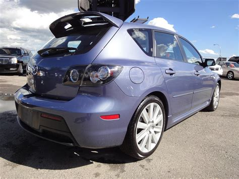 2007 Mazda Mazdaspeed 3 Hatchback