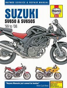 Suzuki Motorcycle Manuals