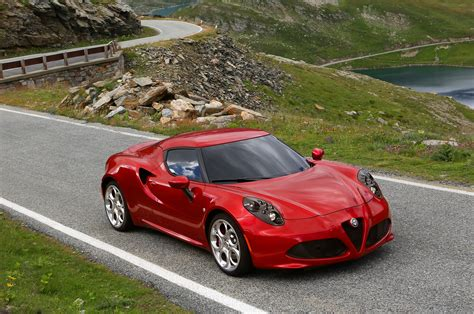 2014 Alfa Romeo 4c Release Gorgeous Limited Coupe #45