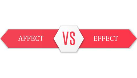 Affect vs. Effect: How to Quickly Tell the Difference ...