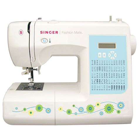 Singer Fashion Mate 7256 Sewing Machine `fashion Review