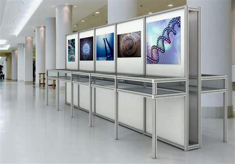 pannelli modulari per gabbie pannelli espositivi modulari per allestimento mostra e