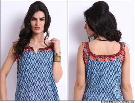 Boat Neck Designs For Dress Materials by Top 30 Churidar Neck Designs Churidar Neck Design