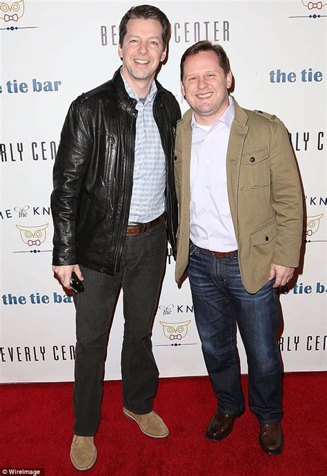 sean hayes admits   engaged  accidentally