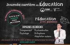 Rendez Vous De Carrière : vous avez rendez vous la journ e carri re en ducation l uqtr en t te uqtr ~ Medecine-chirurgie-esthetiques.com Avis de Voitures